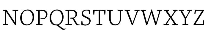 Geneo Std Light Font UPPERCASE
