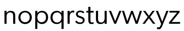 Gibson Book Font LOWERCASE