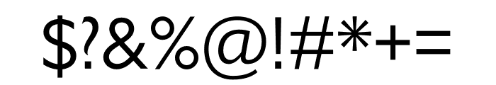 Gill Sans Nova Deco Regular Font OTHER CHARS