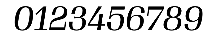 Gimlet Display Compressed Italic Font OTHER CHARS