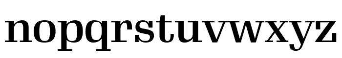 Gimlet Display Narrow Medium Font LOWERCASE