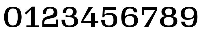 Gimlet Micro Narrow Medium Font OTHER CHARS