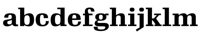 Gimlet Text Black Font LOWERCASE