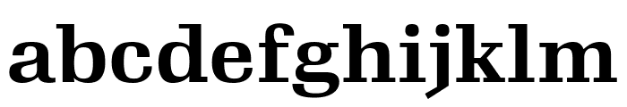 Gimlet Text Compressed Bold Font LOWERCASE