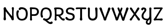 Giulia Light Italic Font UPPERCASE