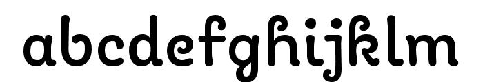 Giulia Light Italic Font LOWERCASE