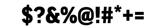 Good Headline Pro Comp Black Font OTHER CHARS