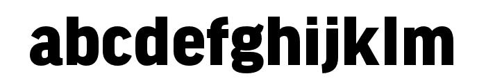 Good Headline Pro Comp Black Font LOWERCASE