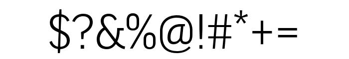 Good Headline Pro Comp Italic Font OTHER CHARS