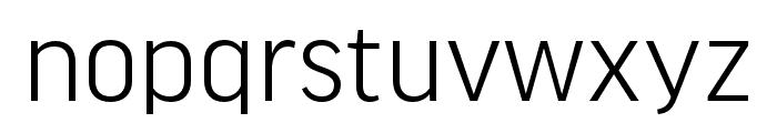 Good Headline Pro Comp Italic Font LOWERCASE
