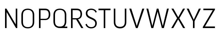 Good Headline Pro Cond Book Italic Font UPPERCASE