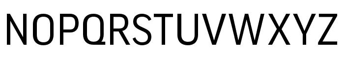 Good Headline Pro Cond Book Font UPPERCASE