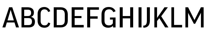 Good Headline Pro Cond Medium Font UPPERCASE