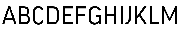 Good Headline Pro Cond Font UPPERCASE