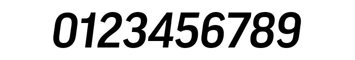 Good Headline Pro XCond Medium Italic Font OTHER CHARS