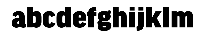 Good Headline Pro XCond Ultra Font LOWERCASE