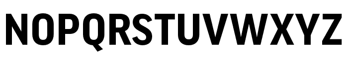 Good Pro Bold Font UPPERCASE