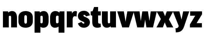 Good Pro Cond Ultra Font LOWERCASE