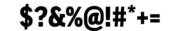 Good Pro Extd Black Font OTHER CHARS