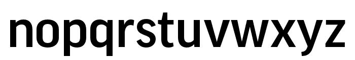 Good Pro Extd Medium Font LOWERCASE
