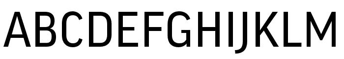Good Pro Extd News Font UPPERCASE