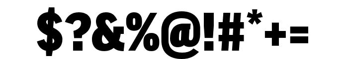 Good Pro Extd Ultra Font OTHER CHARS
