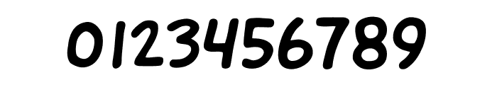 GoodDog New Regular Font OTHER CHARS