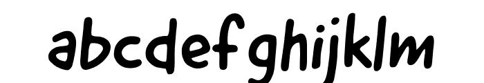 GoodDog New Regular Font LOWERCASE