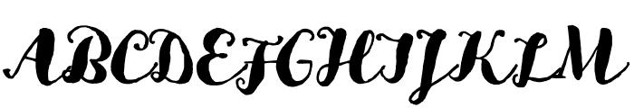 Goodlife Serif Font UPPERCASE