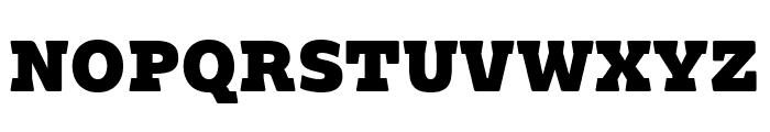 Grueber Bold Font UPPERCASE