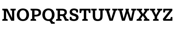 Grueber Regular Font UPPERCASE