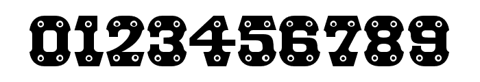 HWT Archimedes Phillips Font OTHER CHARS