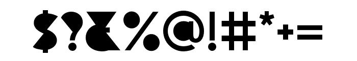 HWT Mardell Regular Font OTHER CHARS