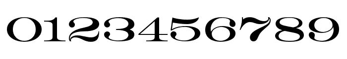 HWT Roman Extended Lightface Regular Font OTHER CHARS