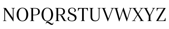 Haboro Cond Regular Font UPPERCASE