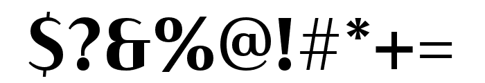 Haboro Contrast Cond Bold Font OTHER CHARS