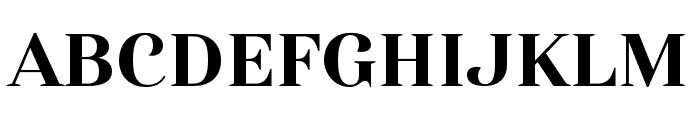 Haboro Ext ExBold Font UPPERCASE
