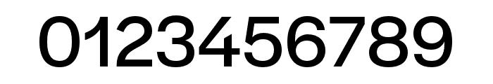 Halyard Micro Regular Font OTHER CHARS