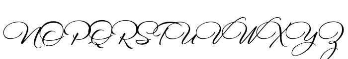 Hello My Love Ornaments Regular Font UPPERCASE
