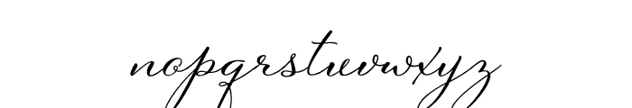 Hello My Love Pro Regular Font LOWERCASE