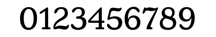 Henriette Compressed Regular Font OTHER CHARS
