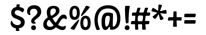 Hobeaux Light Font OTHER CHARS