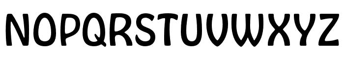 Hobeaux Light Font UPPERCASE