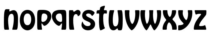Hobo Std Medium Font LOWERCASE