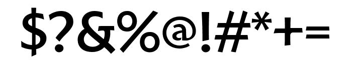 Hoffmann Roman Font OTHER CHARS