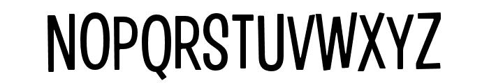 HooliganJF Regular Font UPPERCASE