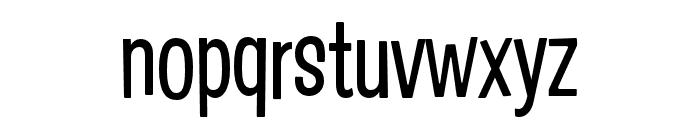 HooliganJF Regular Font LOWERCASE