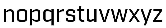 Industry Medium Font LOWERCASE