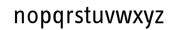Info Text Pro Regular Font LOWERCASE