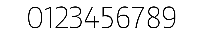 Ingra UltraLight Font OTHER CHARS